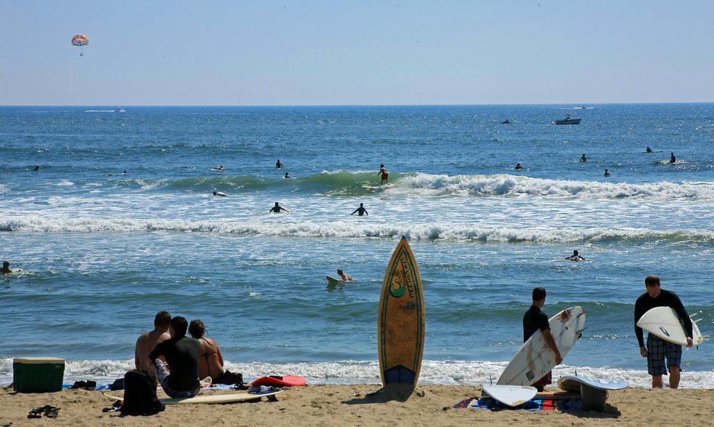 Parasailing Virginia Beach Va