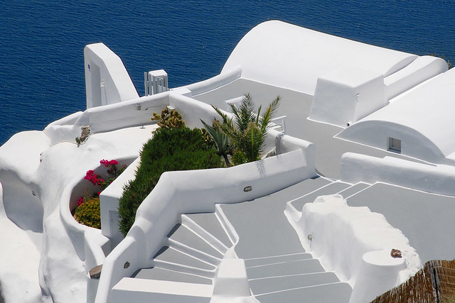 Santorini architecture oia santorini greece copy Top 5 most beautiful islands in the world