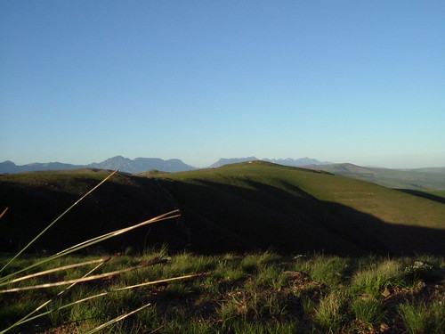 Overberg Mountains | by orkomedix