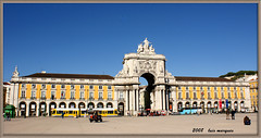 TERREIRO DO PAÇO II-LISBOA-PORTUGAL (2148 views) | by Luís Marques