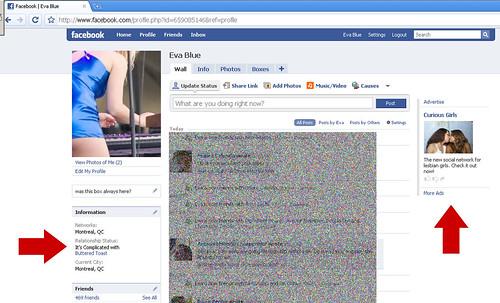 lesbo Facebook