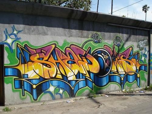 Shadows Rime Msk Awr 7thletter Losangeles Graffiti Art