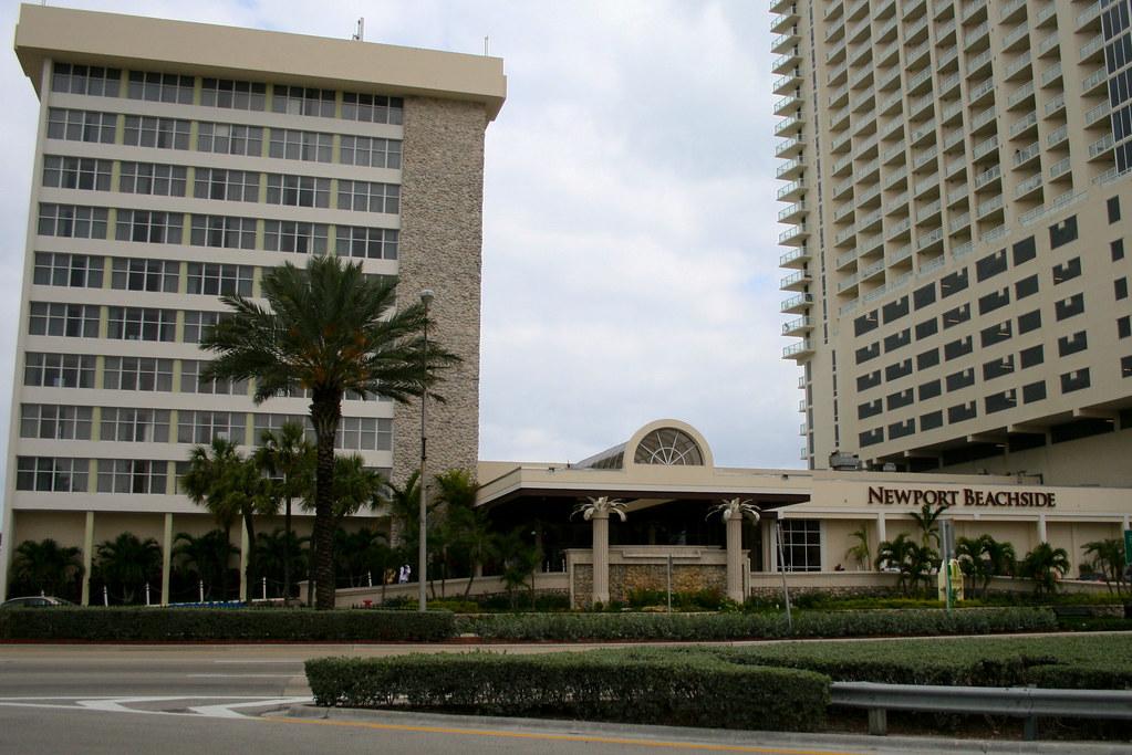 Noth Miami Beach Bid Street