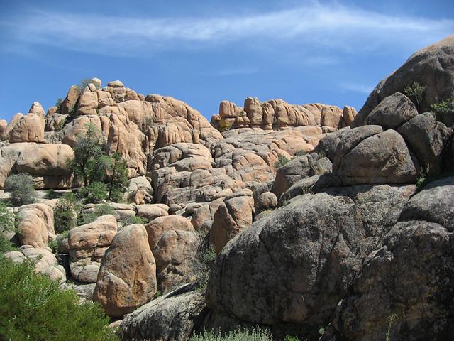 The Canyons At Granite Park Prescott Az Tom Mix Filmed