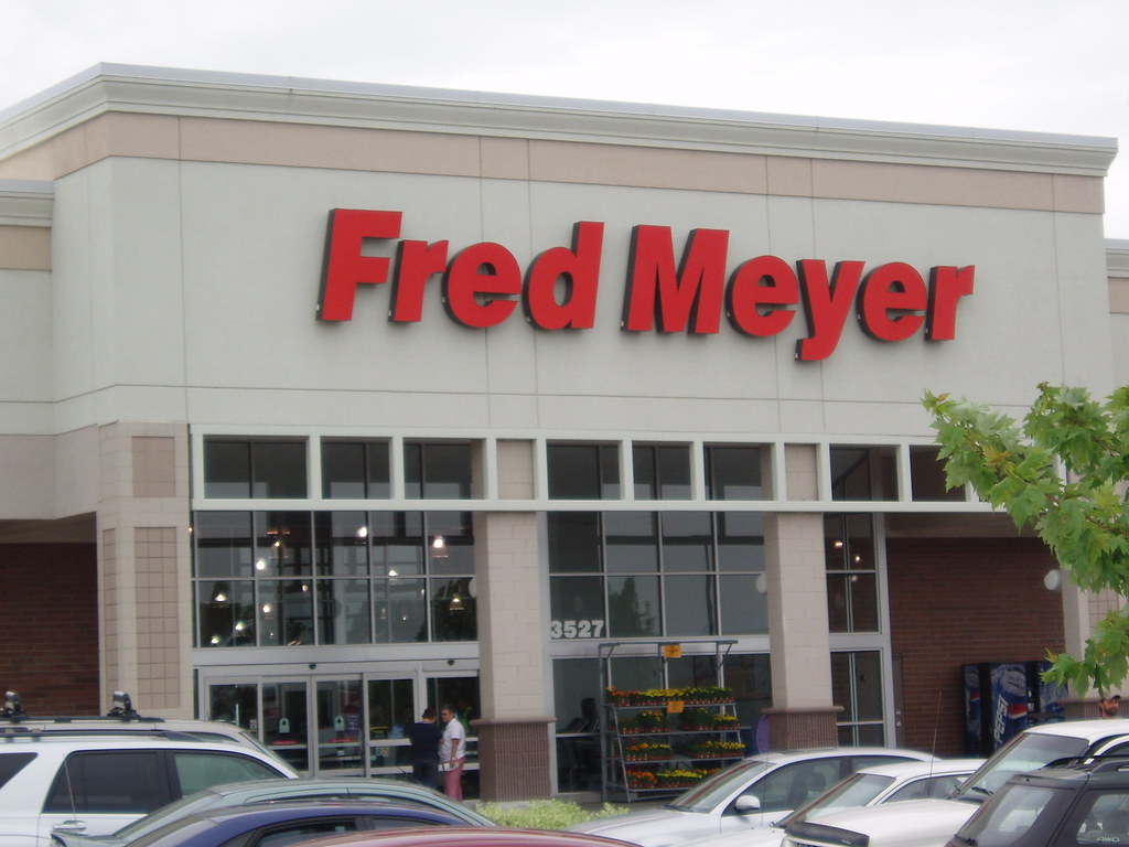 Fred Meyer - Boise, Idaho | This store opened on February ...