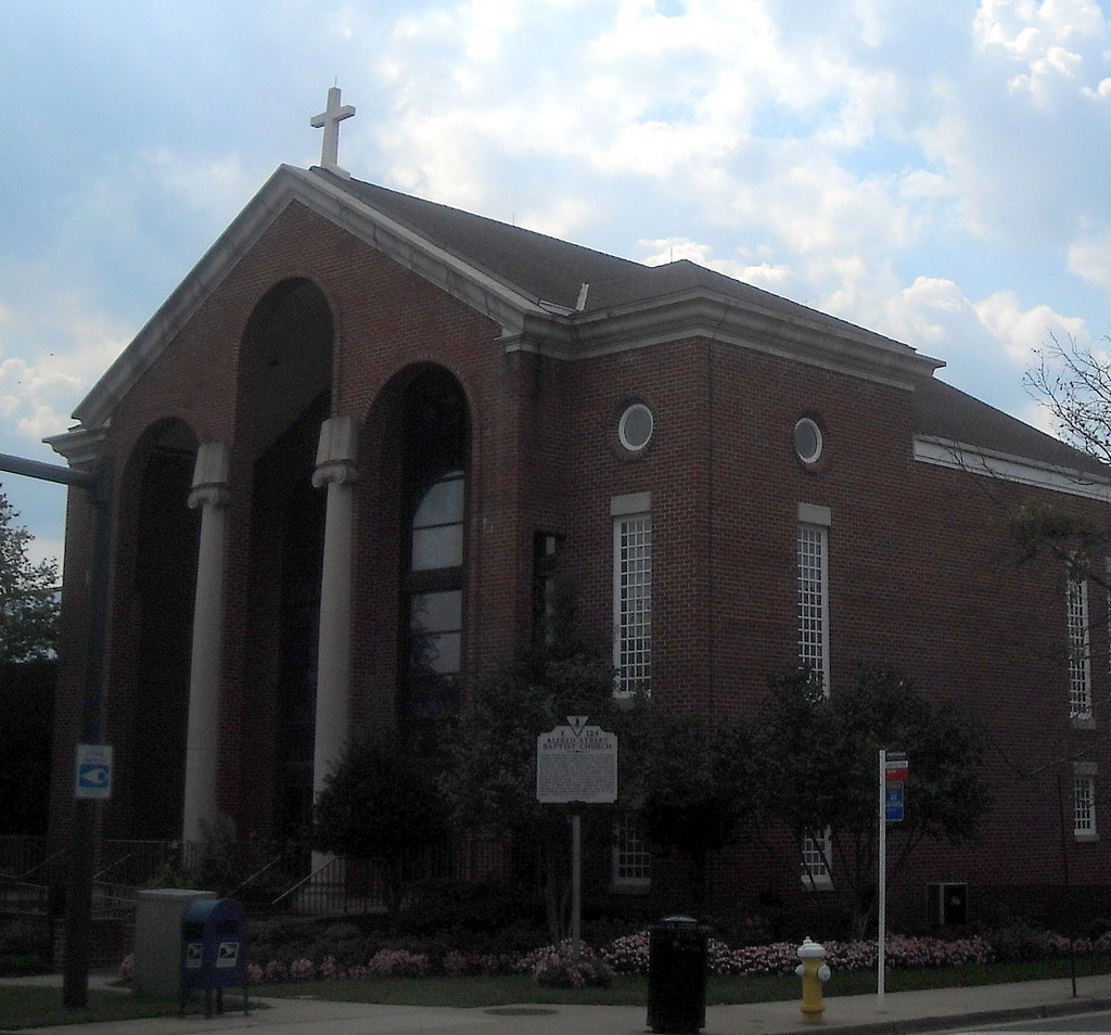 Alfred Street Baptist Church Alfred Street Baptist