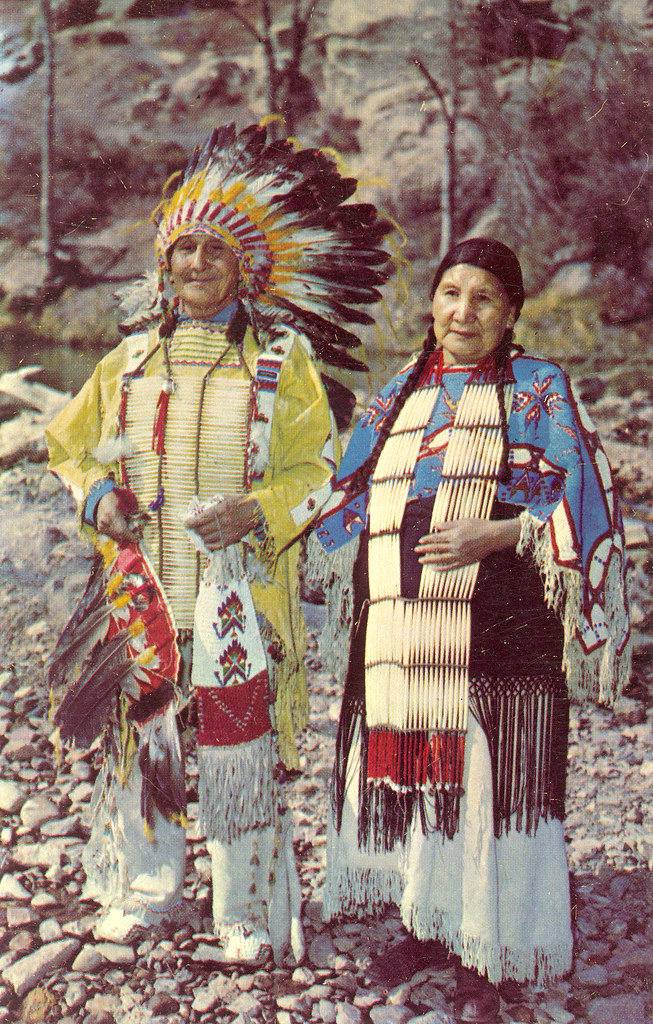 The Dakota Or Sioux Indians The Early Inhabitants Of The