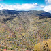 Great Smoky Mountains National Park panorama