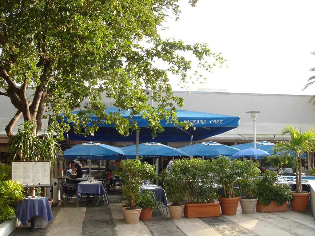 Cafe  Miami Menu
