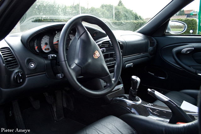 porsche gt3 interior 996 pieter ameye flickr. Black Bedroom Furniture Sets. Home Design Ideas