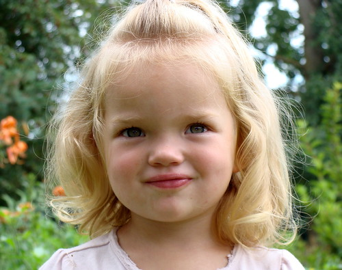 Little Blonde Girl Flickr Photo Sharing