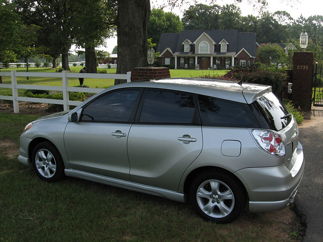 toyota matrix xrs 2003 b 2003 toyota matrix xrs profile. Black Bedroom Furniture Sets. Home Design Ideas