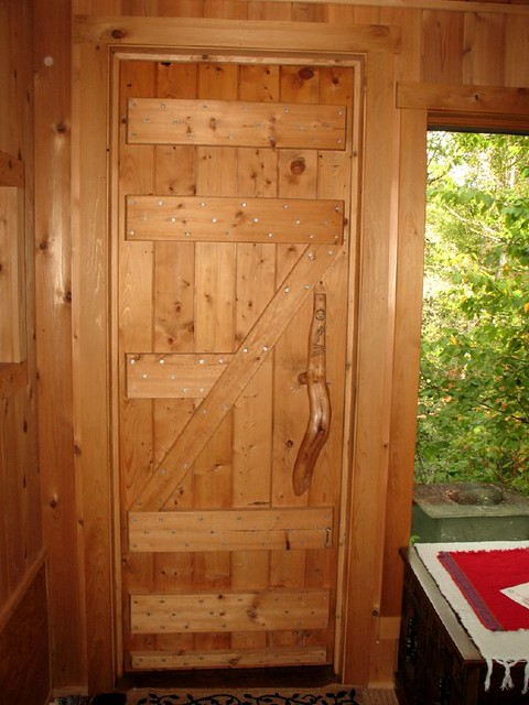 Delicieux ... Sauna Entry Door   Batten Side 9 2 08 | By Photo Synth