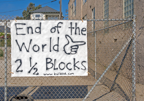 end of the world: two blocks | by Anthony Citrano