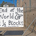 end of the world: two blocks