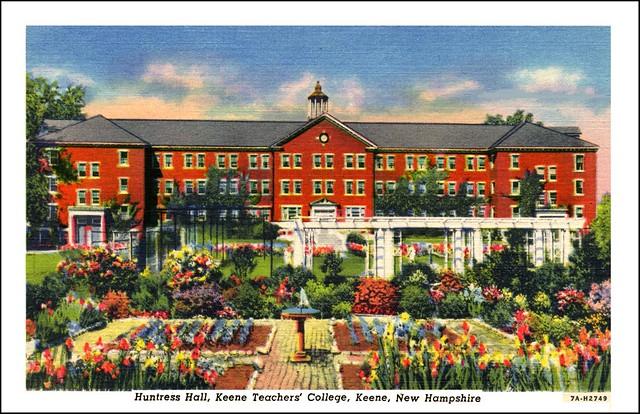 Huntress Hall Keene State College Keene Nh Title