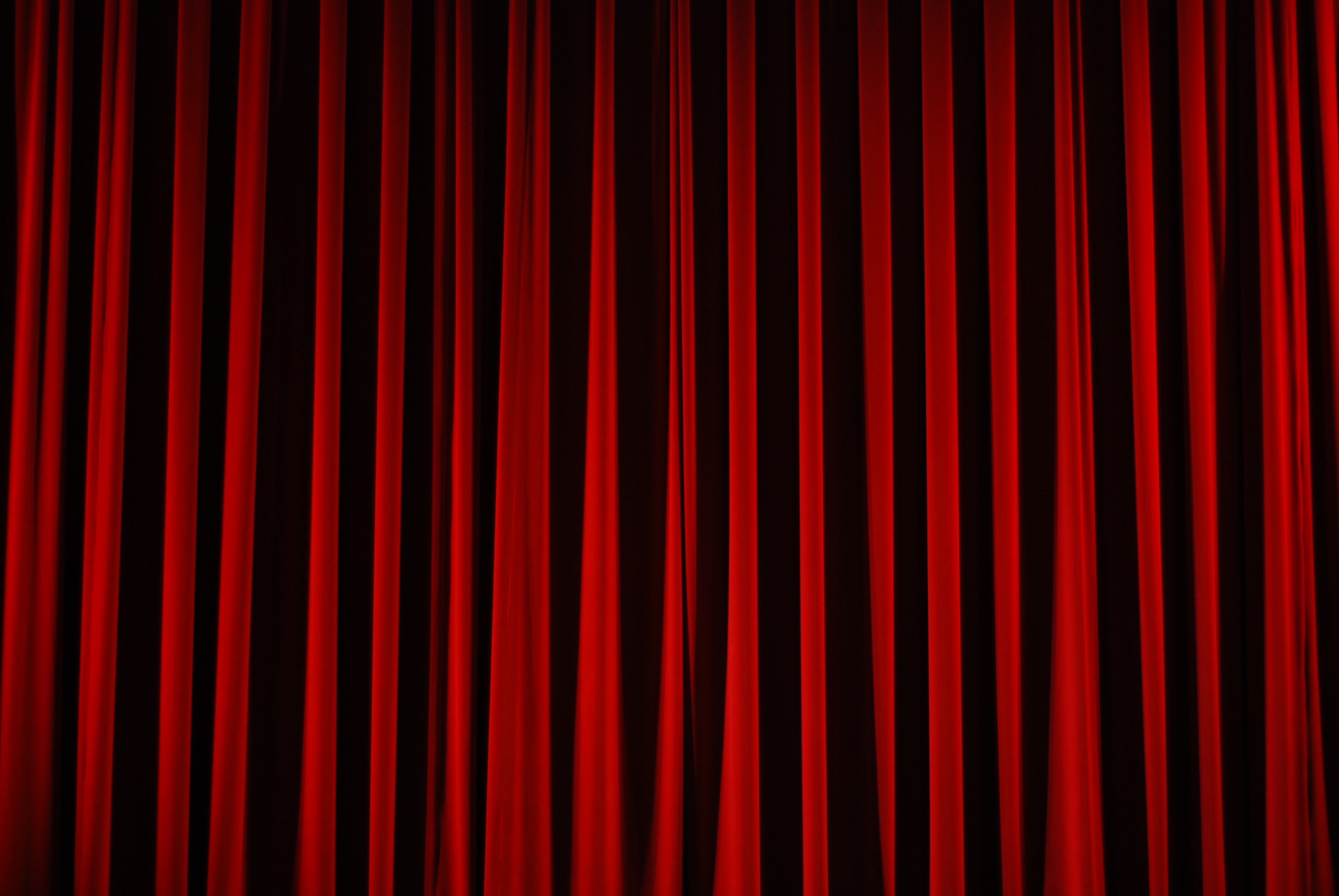 All Sizes Red Stage Curtains Flickr Photo Sharing