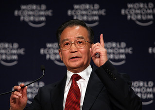 Wen Jiabao - Annual Meeting of the New Champions Tianjin 2008 | by World Economic Forum