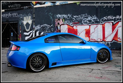 Marty S Custom Widebody Infiniti G35 Coupe Flickr
