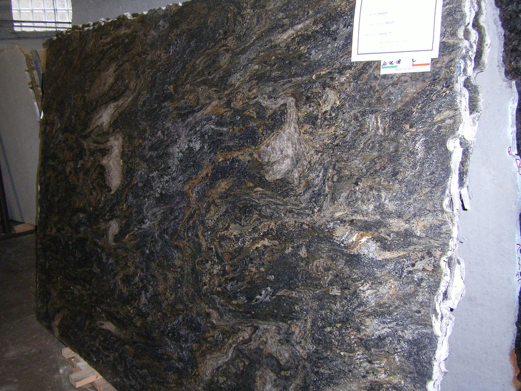 Cosmos Satin Finish Granite 3cm Lot 10646 68x107