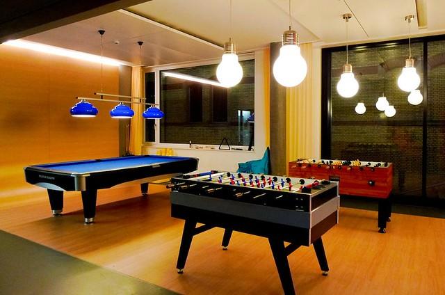 google zurich office - games   pineapplebun   Flickr