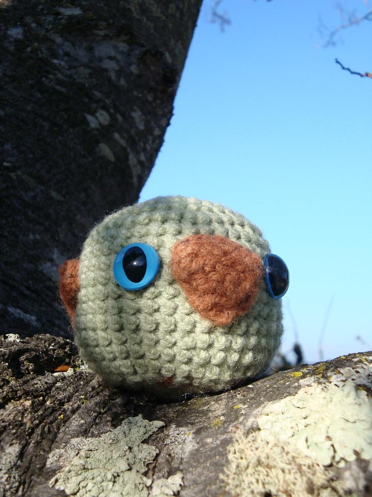 Amigurumi owl I made this! Roxycraft Woody the Owl ...