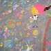 Kids' Chalk Art Project