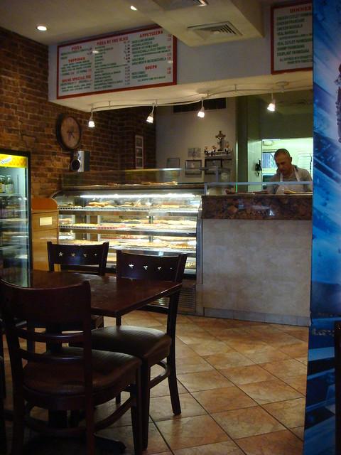 Sabrina S Restaurant H Burlington Ct