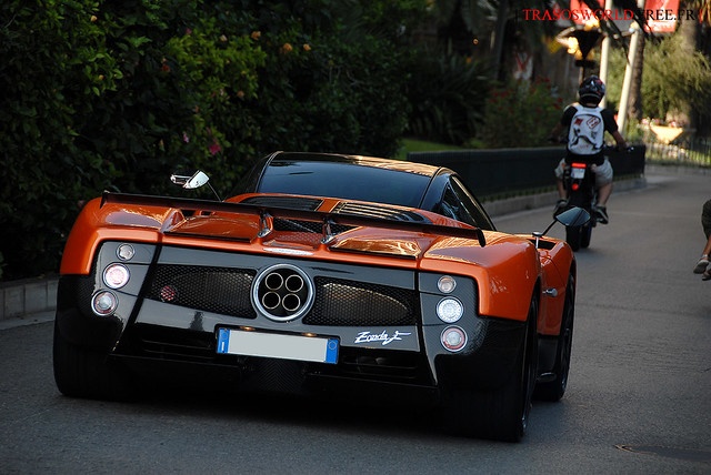 Pagani Zonda F-Orange   Julien Rubicondo   Flickr