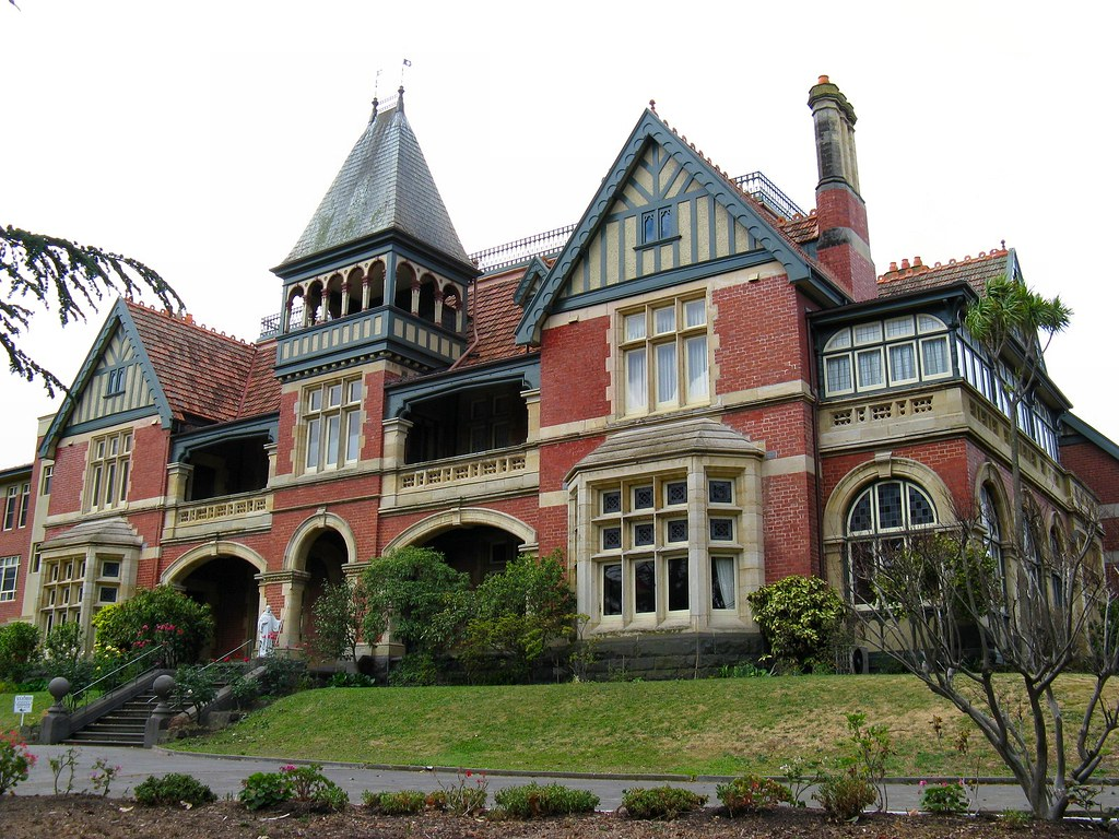 North Park Mansion Essendon North Park Mansion Is A