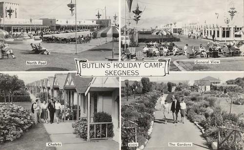 Butlins Hotel In Blackpool