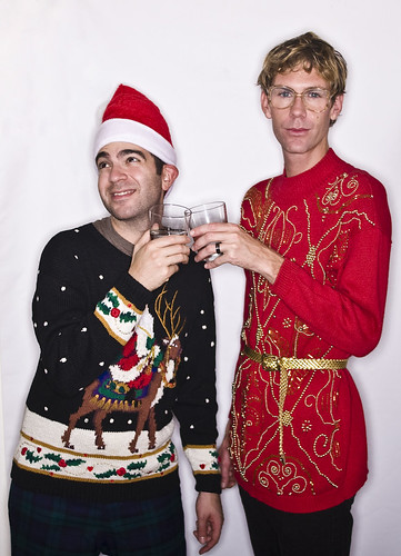 Joey and Jonathon's Haute Holiday Couture Collection | by jonathon