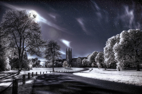 The Winter Solstice at Midnight in a Perfect World | by Bruce Wayne Photography (Formerly darth_bayne)