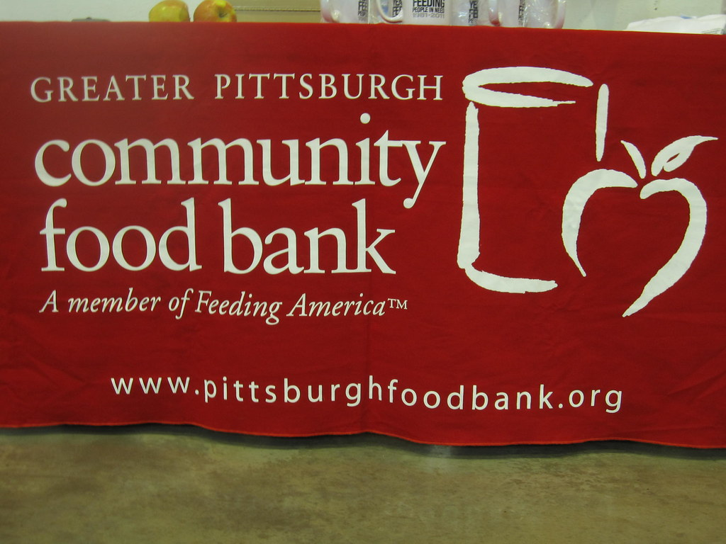 Community Food Bank Jerry Stockbroker