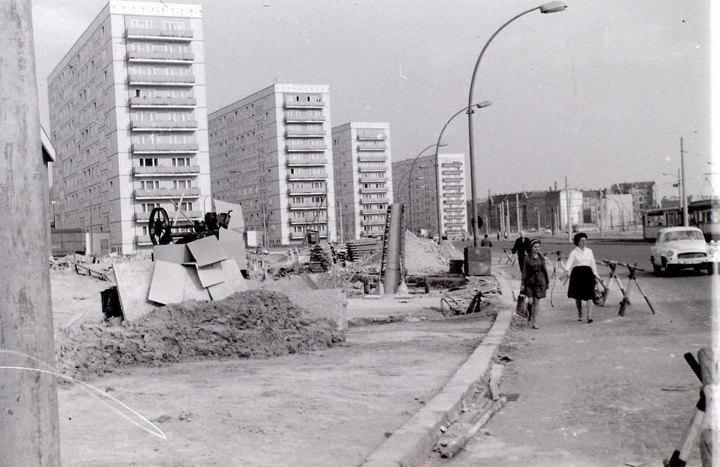 near karl marx allee formerly stalinallee east berlin flickr. Black Bedroom Furniture Sets. Home Design Ideas