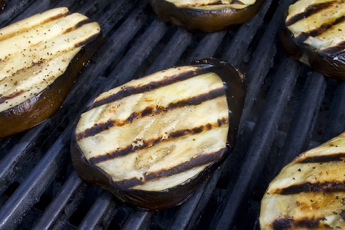 perfect grilled eggplant | by woodleywonderworks