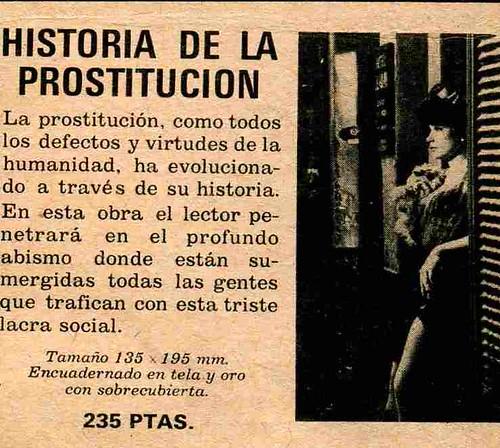 tipos de prostitutas prostitutas en la historia