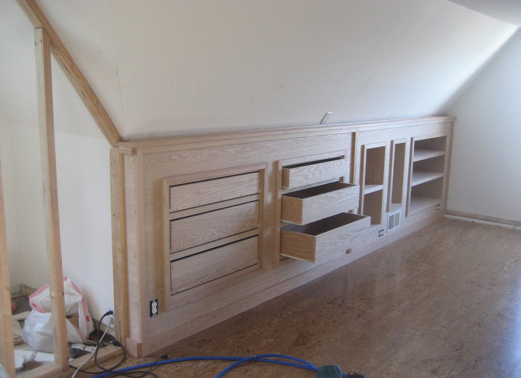 Another Angle All It Needs Now Is For The Drawers To Be