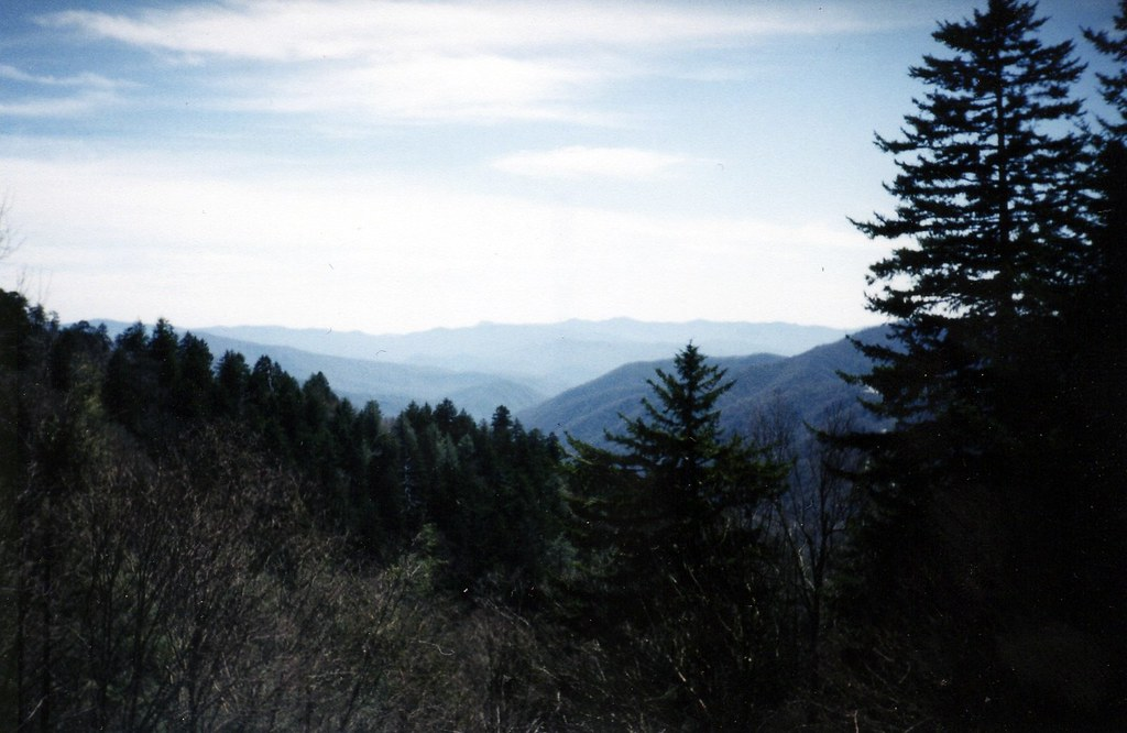 who named the blue ridge mountains - photo#15