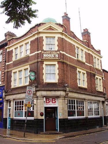 Prince Albert (Rose's), Woolwich, SE18