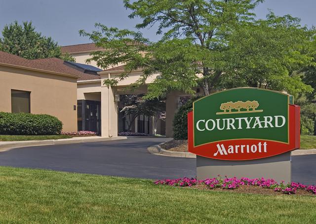 Marriott Courtyard Virginia Beach Norfolk Hotel Welcome