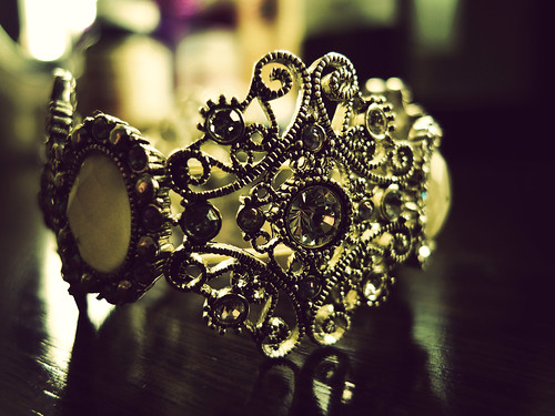 Jeweled Bracelet... | by Daniel Y. Go