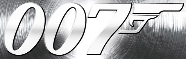 007 gun logo in ...007 Logo White