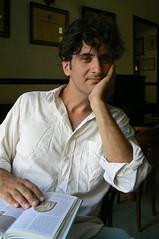 Author John Bemelmans Marciano
