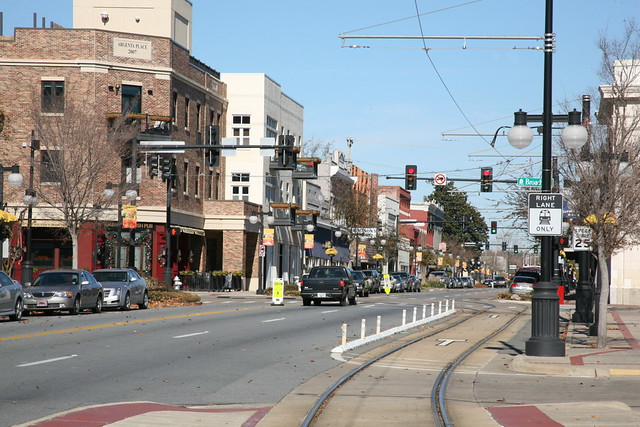 Downtown North Little Rock Known Only As Quot Opposite