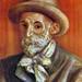 Renoir, Pierre Auguste (1841-1919) - 1910 Self Portrait 1