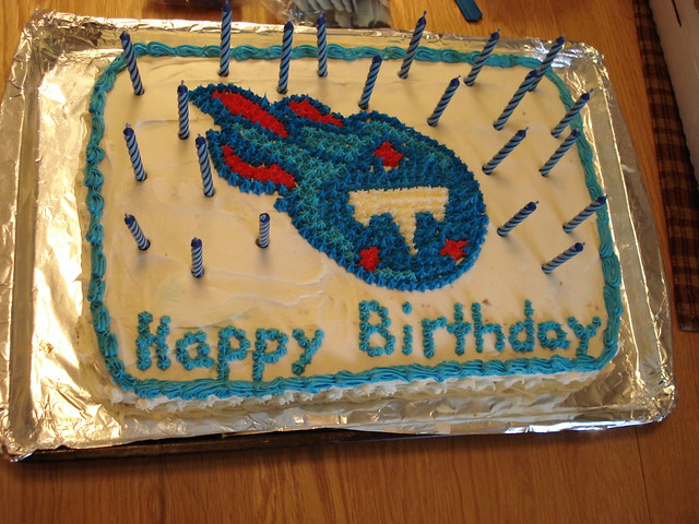 Ronnie s 22nd Birthday Cake Flickr - Photo Sharing!