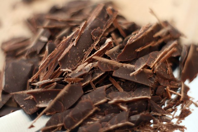 Légende : Qui n'aime pas le chocolat ?