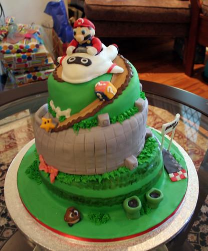Mario Cakes Images