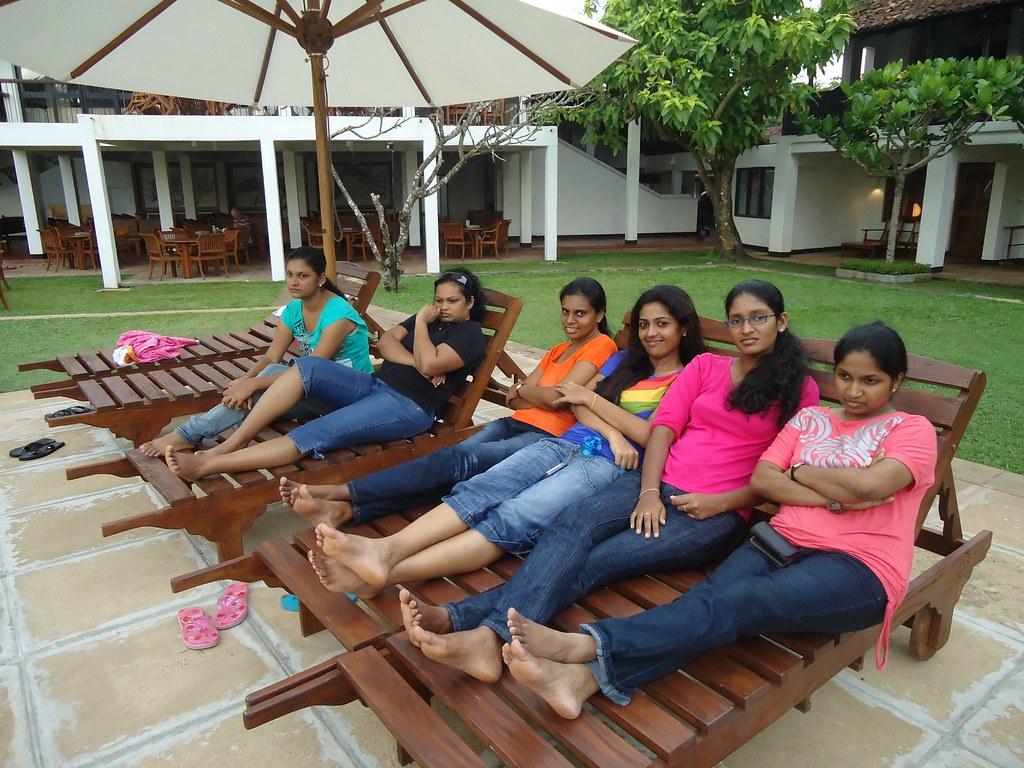 Prayaga Martin Hot Feet